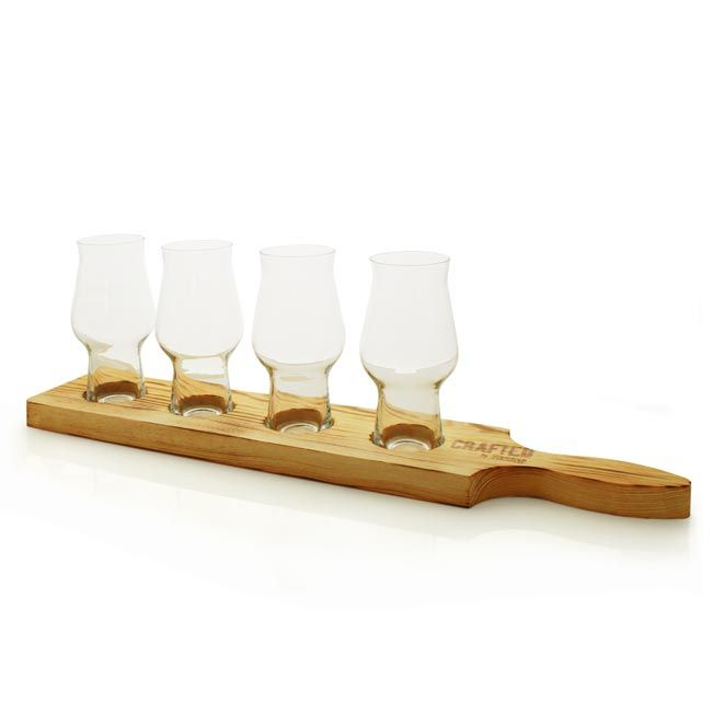 Rastal Craft Master One Beer Flight Set