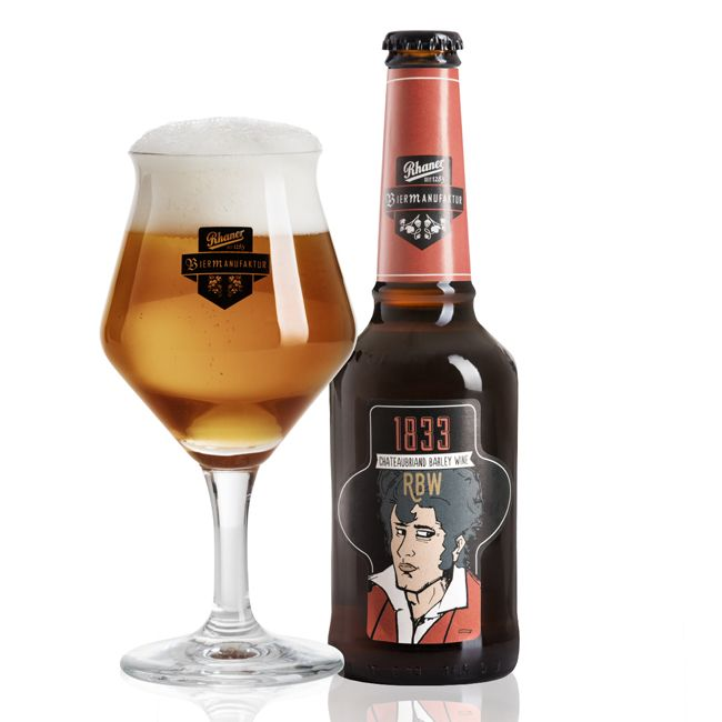 Rhaner Biermanufactur - Barley Wine
