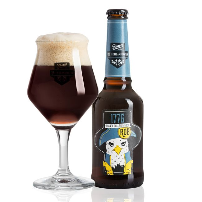 Rhaner Biermanufactur - ROB 1776 Oak-Aged Bock