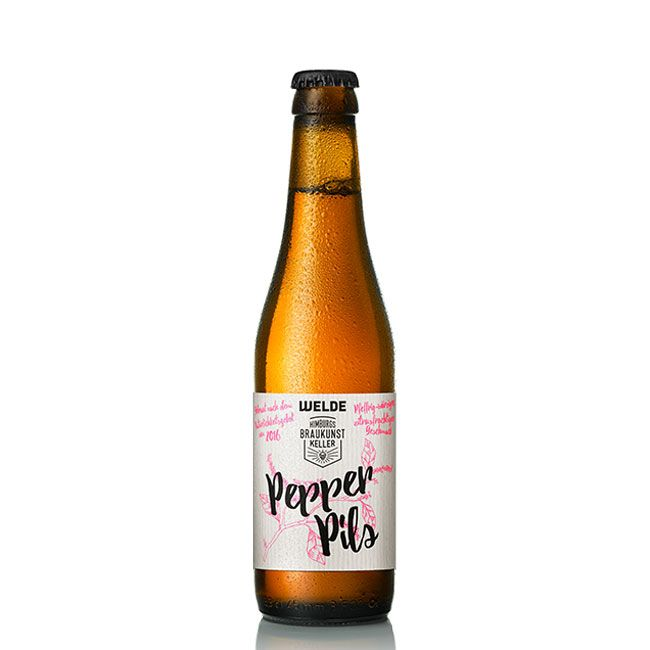 Welde Pepper Pils