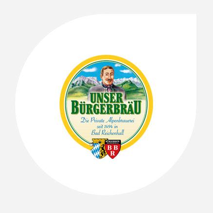 Unser Bürgerbräu Onlineshop